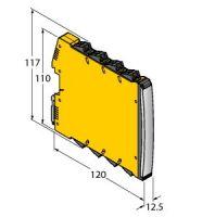 IMX12-DI03-1S-1NAM1T-0/24VDC 7580004