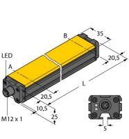 WIM125-Q25L-LIU5X2-H1141 1536631