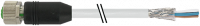 M12 Bu. 0° geschirmt freies Ltg.-ende 7000-13221-2023000