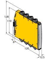IMX12-DO01-1U-1U-PR/24VDC/CC 7580102