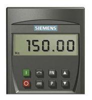 MICROMASTER 4 basic Operator Panel (BOP) 6SE6400-0BP00-0AA1