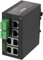 Tree 6TX Metall - Unmanaged Switch - 6 Ports 58172
