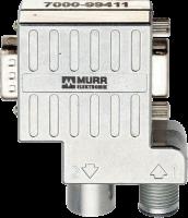 M12/D-Sub Profibus Adapter 90° 7000-99411-0000000