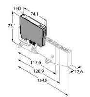 BL20-4DO-24VDC-0.5A-P 6827023