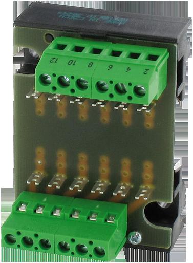 MURR Elektronik Schraubklemme 67096 unused//OVP