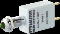 LED-Anzeige grün 24VDC IP67 Lampentest 72721