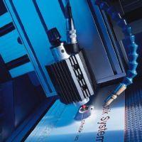 DMG 100x100 GN/WS R5 HF Duomatt, grün/weiß, Radius 5,0mm, haftend, 8602146000
