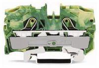 WAGO 2010-1207 Schutzleiterklemme 2010-1207