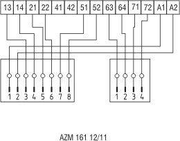 AZM 161ST-12/11RKA-024