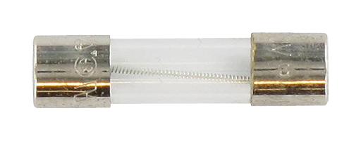 F 5x20mm 6A3 T 400VDC/500VAC 11mOhm 125°C