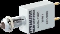 LED-Anzeige 24V DC Lampentest weiß 71741