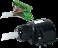 Exact12 Safety, Haube mit Leitung und Klemmen 8000-98749-4080300