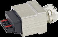 Push Pull Powerstecker 5pol.selbstanschließbar 7000-99601-0000000