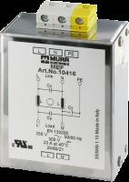 MEF Netzentstörfilter 1-phasig 1-stufig 10415