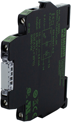 MIRO TH 24VDC SK Optokopplermodul