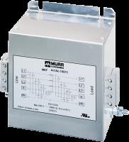 MEF Netzentstörfilter 3-phasig 1-stufig mit N 10572