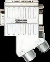 M12/D-Sub Profibus Adapter 35° 7000-99401-0000000
