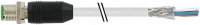 M12 St. ger. geschirmt mit freiem Ltg.-ende 7000-17081-2940500