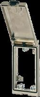 Modlink MSDD Einbaurahmen 1-fach Metall 4000-68113-0000000
