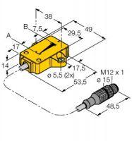 LI25P1-QR14-LIU5X2-0.3-RS4 1590752