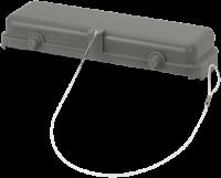 B24 Schutzkappe (Kunststoff/Querverriegelung) 70MH-ZSGKQ-A000000