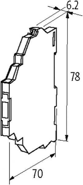 MIRO 6,2 24V Ausgangsrelais