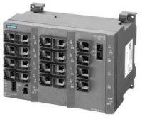 SCALANCE X320-1FE managed IE Switch, 20x10/100 MBit/s RJ45 Ports 6GK5320-1BD00-2AA3