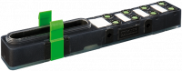 Exact8, 8xM8, 4-pol., Grundmodul PNP-LED 8000-88100-0000000