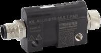 Adapter M12 St. / M12 Bu. 55112