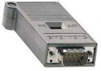 PROFIBUS Busanschl.stecker mit axialem Kabelabgang für Industrie-PC 6GK1500-0EA02