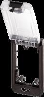 Modlink MSDD Einbaurahmen 1-fach transparent 4000-68512-0000003