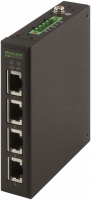TREE 4TX Metall - Unmanaged Switch - 4 Ports 58151