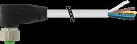 M12 Bu. gew. mit freiem Leitungsende 7000-19061-3020750