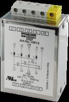 MEF Netzentstörfilter 3-phasig 1-stufig mit N 10512