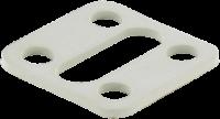 Flachdichtung für Ventilsteckersockel 18mm 7000-99251-0000000