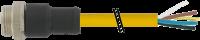 7/8'' (Mini) St. 0° freies Ltg.-ende 7700-A5001-U1D1000