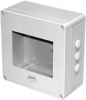 Modlink MSDD Gehäuse 2-fach Kunststoff 4000-68000-9060020