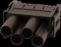 Buchsenmodul, 4-polig, Crimp 70MH-MAC1C-0040603