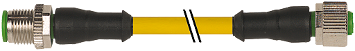 M12 St. 0° / M12 Bu. 0°