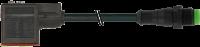 M12 Lite St. ger. auf MSUD Ventilst. BF A 18 mm 7005-40881-6360100