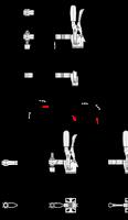 VERTIKAL-SPANNER MIT WAAGRECHTEM FUSS 810.3-130-EL
