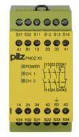 PILZ PNOZ X 3 24VAC 24VDC 3S+1Ö 774310 774310