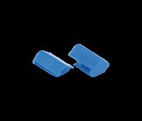 Endkappen blau für Potentialschiene 90980