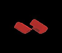 Endkappen rot für Potentialschiene 90982
