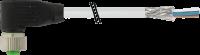 M12 Bu. gew. geschirmt mit freiem Ltg.-ende 7000-13261-2410500