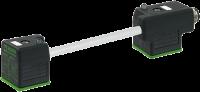 M12 St. hinten auf MSUD Doppelventilst. BF A 18mm 7000-41581-2260000