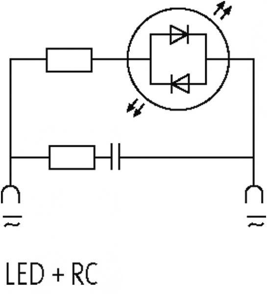 Ventilentstörmodul Bauform BI - 11mm