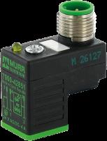 Adapter M12 St.oben auf MSUD Ventilst. BF CI 9,4mm 7000-42851-0000000