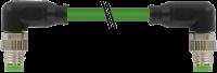 M8 St. 90° / M8 St. 90° geschirmt, Ethercat 7000-89771-7910030