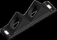 Modlink MPV Einbaurahmen 2-fach 4000-69222-0000000